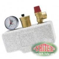 Група безпеки котла Watts KSG 30/20М - ISO (0270136)