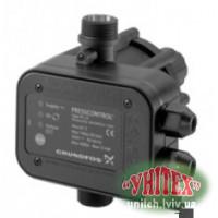 Реле тиску з захистом від сухого ходу Grundfos PC 15