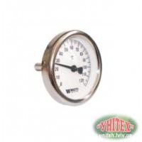 Термометр біметалічний для котла Данко